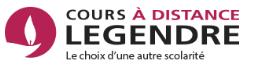 Image logo cours Legendre EAD