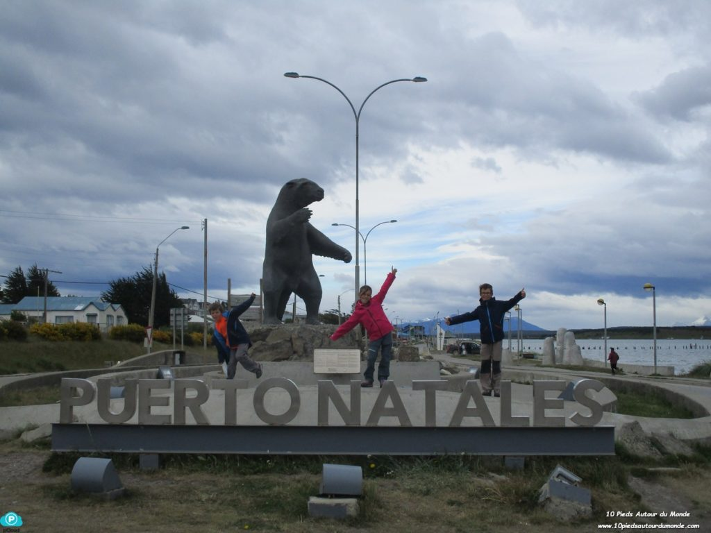 Puerto Natales - Le Mylodon