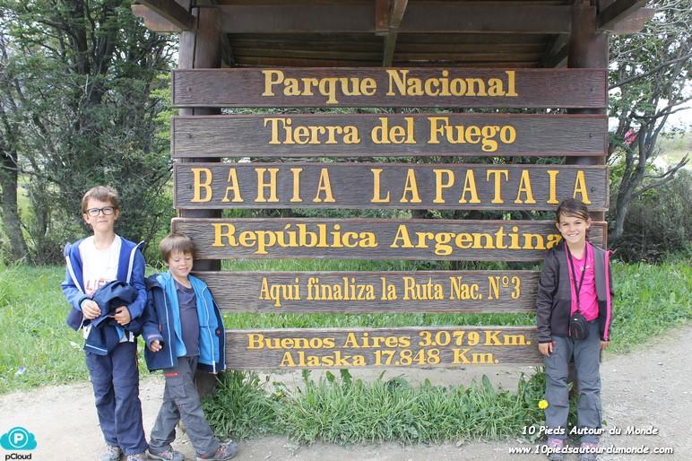 Parc National Terre de Feu