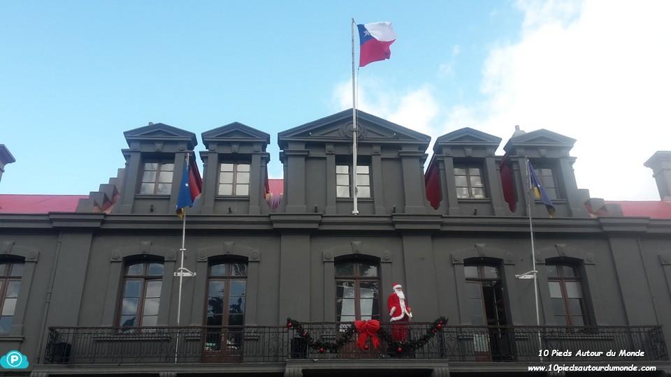 Noël à Punta Arenas