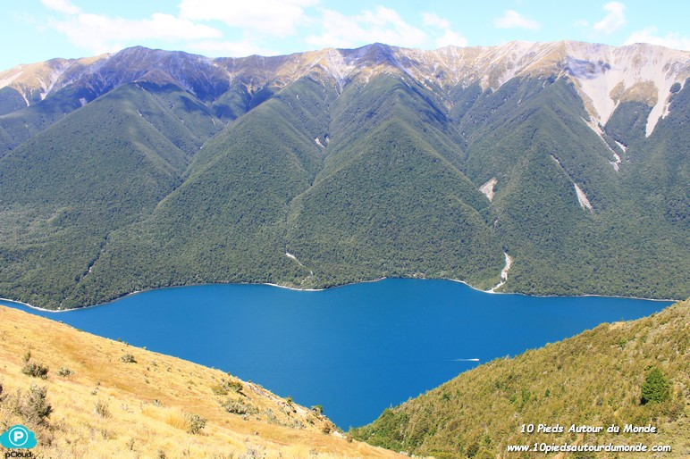 Mont Robert - lac Rotoiti