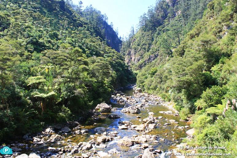 Gorges de Karangahake