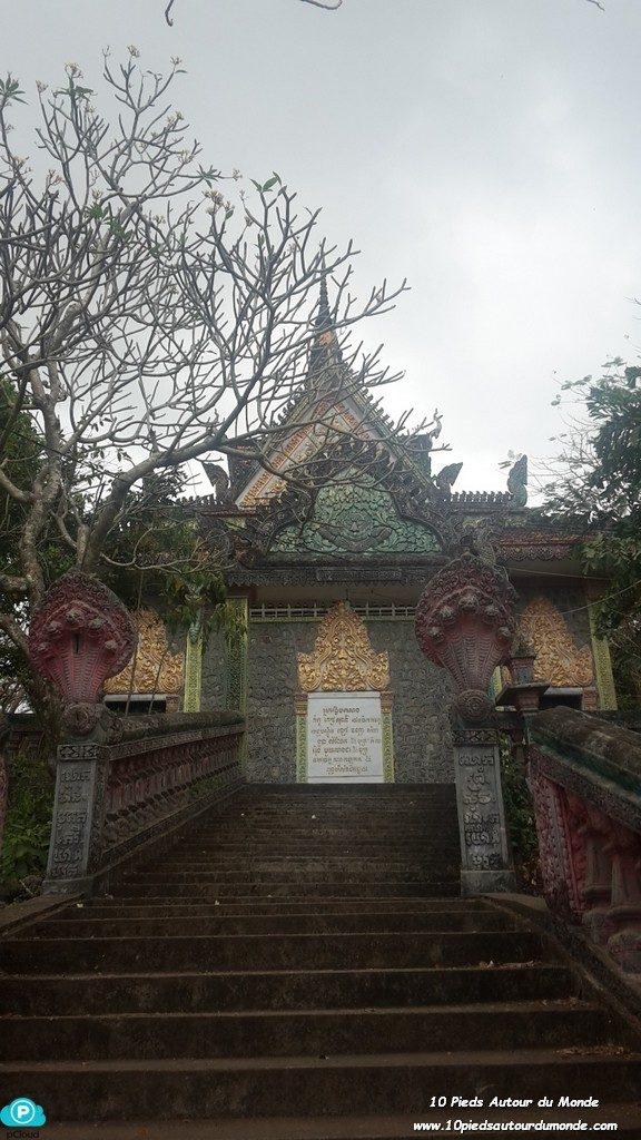 Temple et grotte