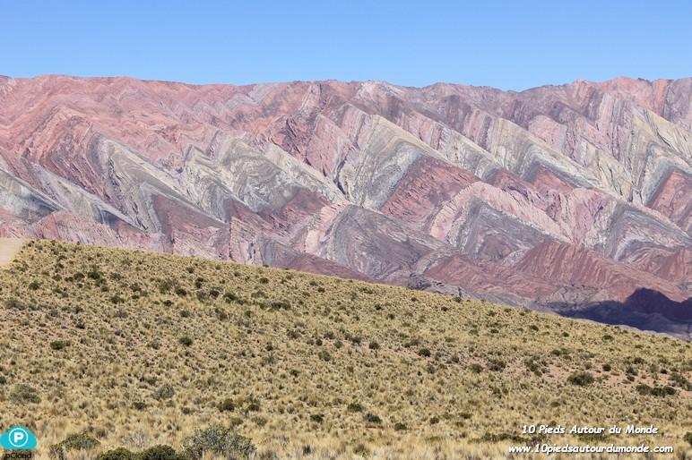 Montagne aux 14 couleurs
