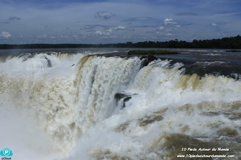 Gorge du Diable - Iguazu