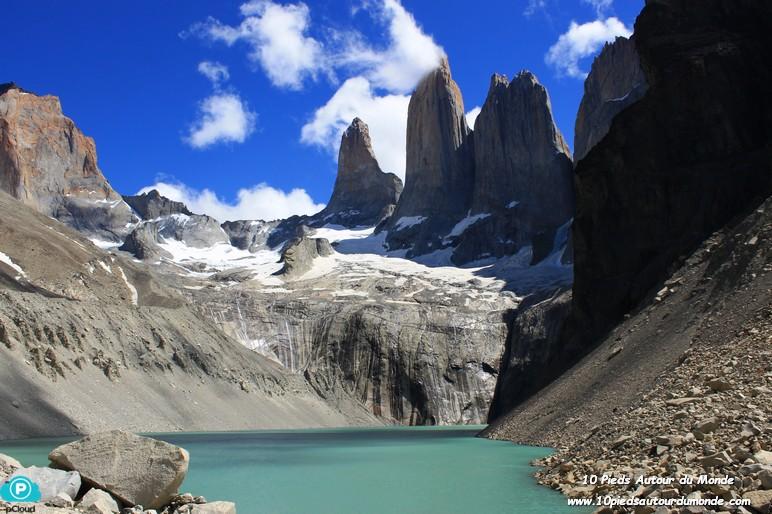 Parc National Torres del Paine - rando Base de las Torres