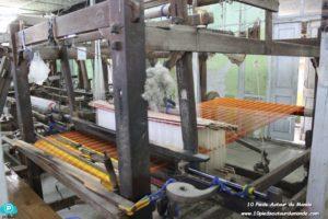 Fabrique tissu Amarapura