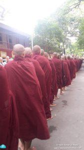 Mahagandaryon Monastery d'Amarapura