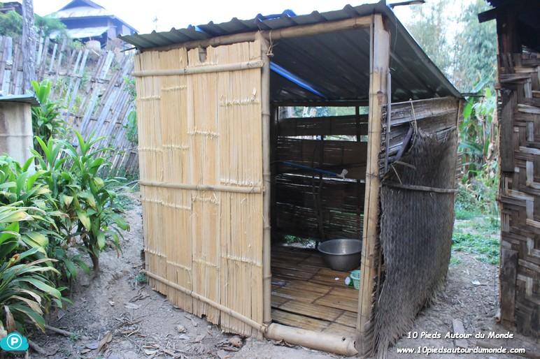 Trek Hsipaw J1 - Chez l'habitant