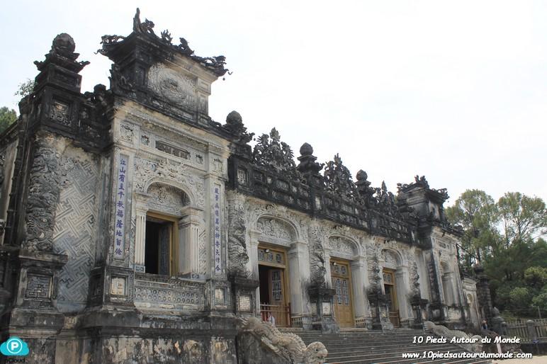 Mausolée de Khai Dinh King
