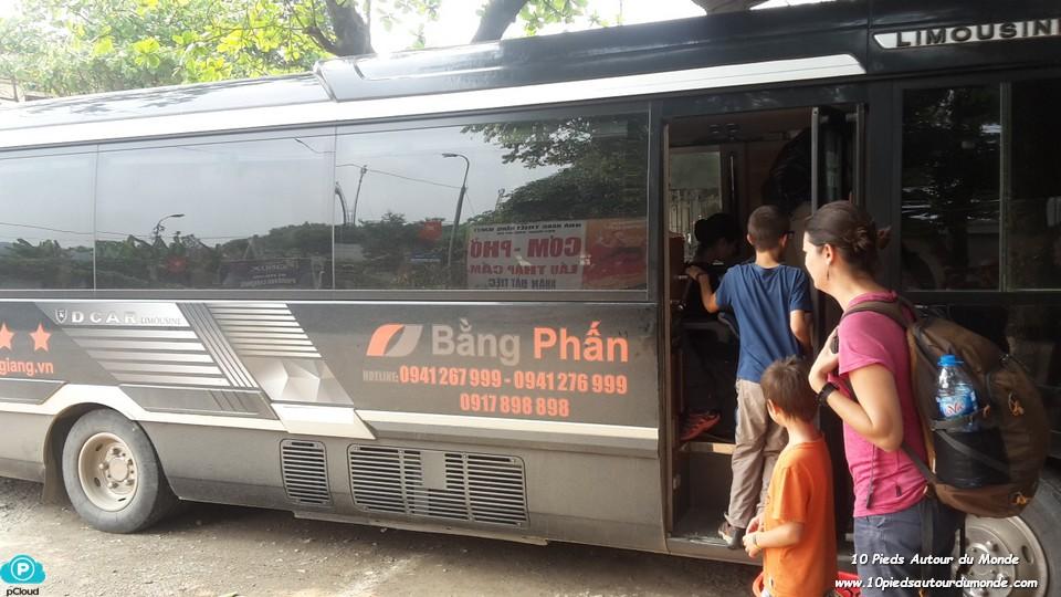 Bus pour transfert