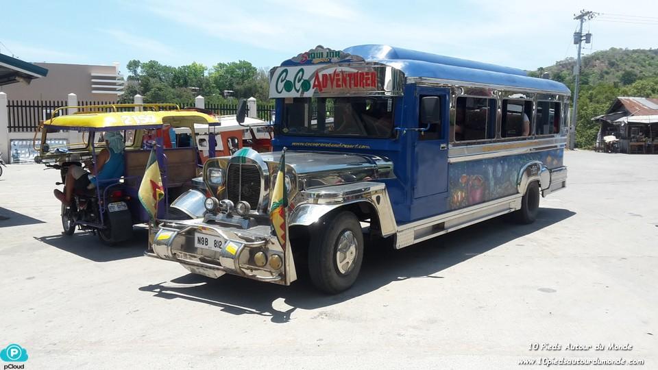 transfert Siquijor Bohol
