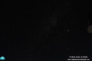 Mont Bromo - Ciel étoilé