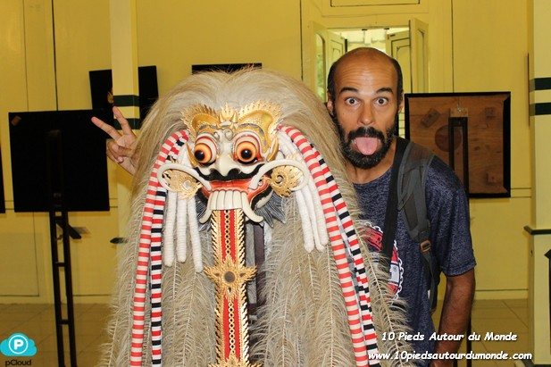 Musée des masques et marionnettes