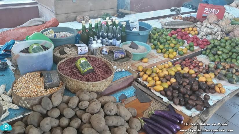 Marché de Bajawa