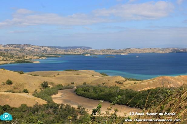 J2 île de Rinca