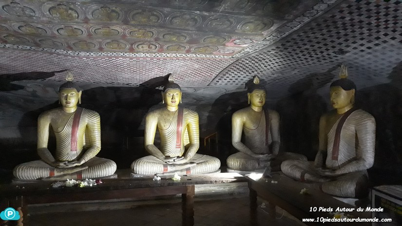 Rock Temple Dambulla