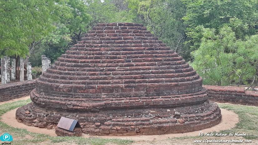 Polonnaruwa - Palais du Roi