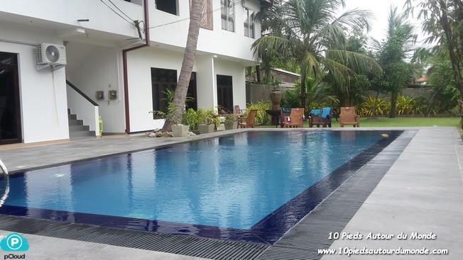 Adieu piscine